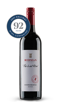 2016 The Last Row Shiraz
